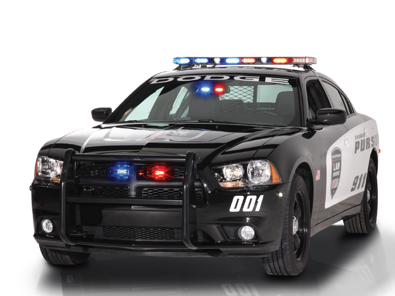 2014 Dodge Charger Pursuit Police Packages