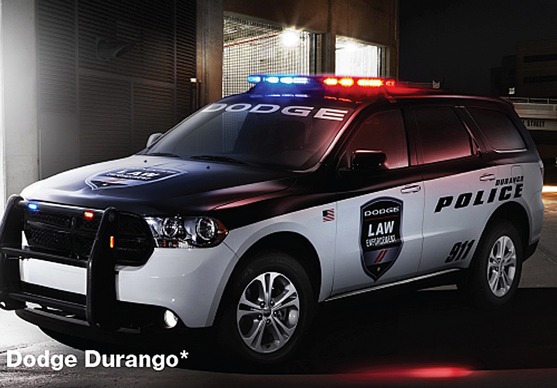 Dodge Durango Special Service Vehicle